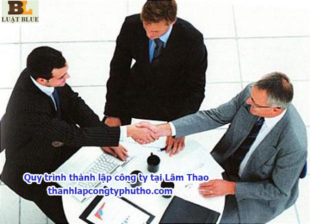 thành lập công ty tại Lâm Thao trọn gói