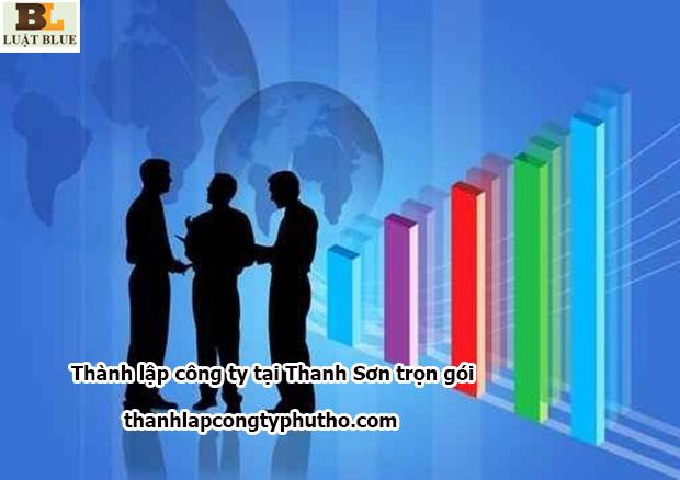 thành lập công ty tại Thanh Sơn trọn gói